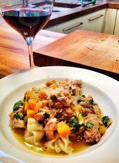 Nigel Slater's Pork Rib Ragu with Papperdelle Pasta   The Cook Twit