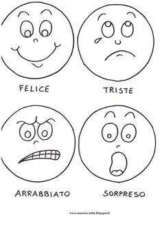 maestra Nella: La paletta delle emozioni