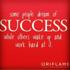 Building a successful business is hard work. It's even harder when you don't know what you are doing. Are you gettint the results you want with your Oriflame business? Need help? Click here https://standupforyourdreams.leadpages.net/network-marketing-pinterest/