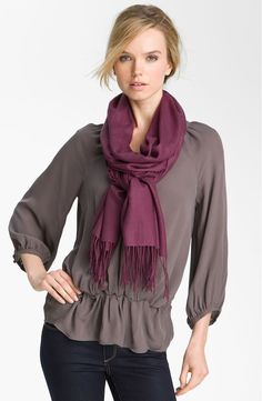 1cf2f95ddf 34 Best Pashminas in a Bag images | Winter fashion, Casual outfits ...