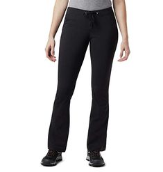 Columbia Anytime Outdoor boot cut pants provide an Omni-Shade UPF 50 sun protection rating and Omni-Shield water and stain repellant technology. Pants feature a mid-rise waist, two-way comfort stretch, and an active fit. Best Hiking Pants, Hiking Shoes, Mens Tactical Pants, Casual Pants, Casual Outfits, Golfer, Outdoor Pants, Columbia Sportswear, Athletic Pants