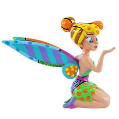 DISNEY MINI FIGURINE - TINKER BELL