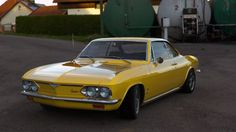 1969 Chevy Corvair Monza