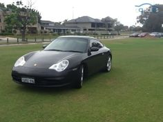 2002 Porsche 911 Carrera 996 MY02