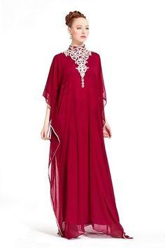 afgani Designer Hochzeits Kaftan von Kunsthandwerkfüralle auf DaWanda.com