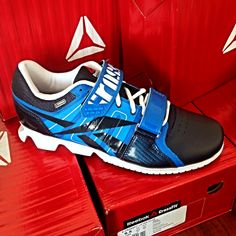 ccc331646b42 New Color of the Men s  Reebok  Crossfit Lifter Plus
