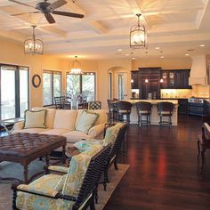 Mediterranean Living Room Design, Pictures, Remodel, Decor and Ideas - page 3