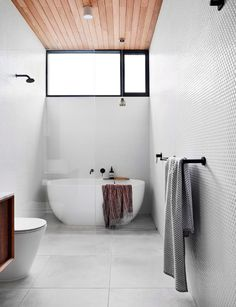 How to design a small bathroom to make it feel bigger
