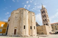 Sightseeing in Zadar's historic Old Town