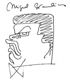 Covarrubias Self Portrait