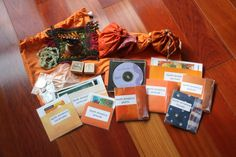 Homeschool blog with lots of craft things.