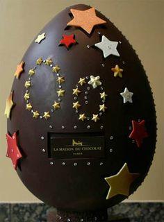Stella Diamond Chocolate Egg