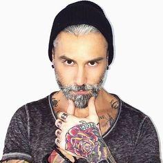 Silver Fox.  5 Years Anniversary Vanity Club Cologne  Can't Wait @tattooselection @beardsaresexy @beard_brothers @beardbad @beardandbeast @beardandtattoos_ @oh_my_bearded_man @beardthefuckup #pictureoftheday #style #fashion #ootd #instatattoo #instaart #sleevetattoo #tattoolookbook #chesttattoo #handtattoo #tattoo #tattooart #tattooed #tattoogoals #ink #inked #silverfoxx #beard #bearded #beardedlifestyle #tatsnbeard #saltandpepper #dortmund #snapchat #düsseldorf #köln #cgn #cologne