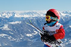 He means business #ski #Laax.