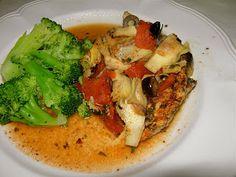 Paleo Mediterranean Chicken