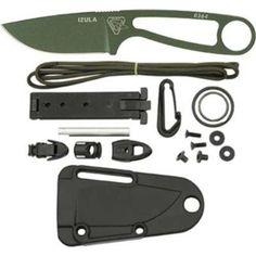 IZULA OD Green & Survival Kit