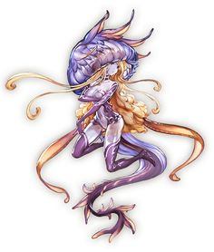 Granblue Fantasy Artwork