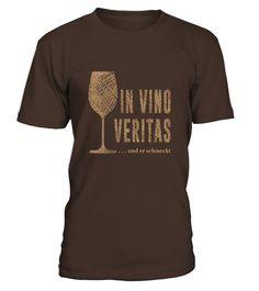 """# IN VINO VERITAS - Motiv sand .  """"In Vino Veritas"""" - aber im Wein liegt nicht nur Wahrheit sondern echter Genuss.Wenn Du in Stimmung bist - sag es einfach mit Deinem Shirt! T-Shirt - unisex Rundhals - S-XXL**LIMITIERTE AUFLAGE** NUR FÜR KURZE ZEIT!**NUR NOCH WENIGE TAGE**, ausschließlich hier und nicht im Handel erhältlich!!Für gute Laune und guten Geschmack!Auch ein tolles Geschenk für Wein-Liebhaber.Hier geht´s zum Shop mit weiteren…"""