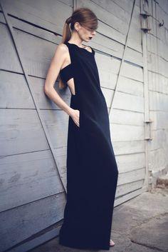 Freshness without colour: KAMENSKAYAKONONOVA - Fashionising.com