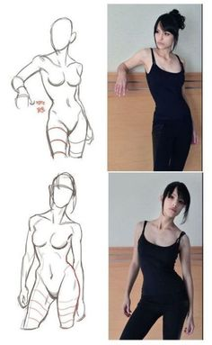 Drawing Poses Female Anatomy Reference 19 Ideas For 2020 Human Figure Drawing, Figure Drawing Reference, Anatomy Reference, Art Reference Poses, Design Reference, Female Pose Reference, Figure Drawing Tutorial, Figure Drawings, Character Reference