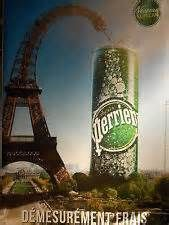 Collectibles Other Breweriana Publicite 1968 Perrier Eau Minérale To Make One Feel At Ease And Energetic