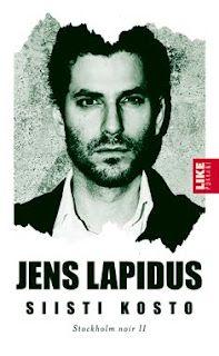 Jens Lapidus - siisti kosto