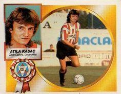 Un año de blog: Atila Kasas, más cromo que futbolista