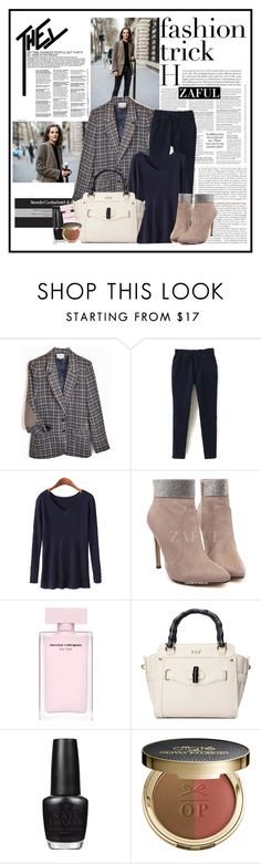 """Zaful 12"" by cindy88 ❤ liked on Polyvore featuring OPI, Ciaté and zaful"
