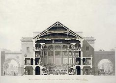 Francois-Joseph Belanger, Theatre for the Comedie Italienne, The Architectural Review's Folio