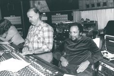 sound engineer BRUCE SWEDIEN ➥ to read the article, click on the picture