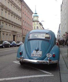 Miss my old VW Beetle Jan 1960 model