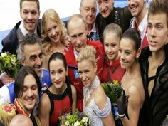 Russia Wins First Gold at Sochi Olympics | Watch the video - Yahoo Sports