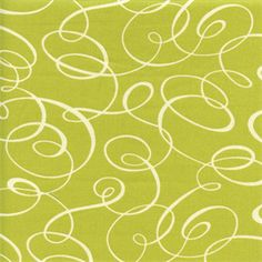 Louella Panorama Cactus Green Contemporary Drapery Fabric by Swavelle Mill Creek