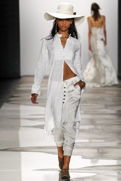 Greg Lauren Spring 2016 Ready-to-Wear Fashion Show