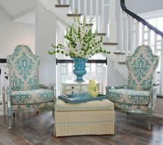 House of Turquoise: Amy Wagner + Jill Gaynor