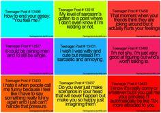 funny teenager posts | Teenager post