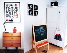 the boo and the boy: Random kids spaces