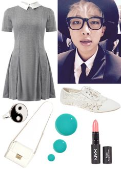 Movie date with Rap Monster (requested by cryinginsideforcingasmile)-admin M
