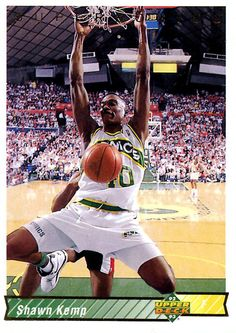 Happy Birthday, Shawn Kemp!
