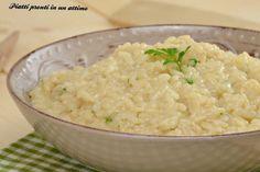 Il risotto ai porri è una ricetta semplicissima d apreparare ed anche leggera se preparata con le giuste dosi di porri e facendoli ben rosolare nel buro