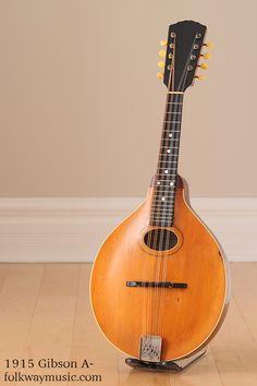 1915 Gibson A