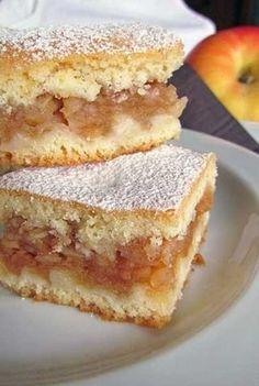 Pita od jabuka kakvu do sad niste jeli by MiraK Pita Recipes, Fruit Recipes, Apple Recipes, Sweet Recipes, Baking Recipes, Dessert Recipes, Brze Torte, Kolaci I Torte, Bosnian Recipes