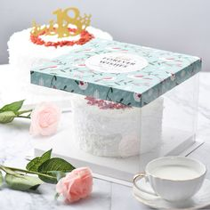 Cake Boxes Packaging, Cupcake Packaging, Baking Packaging, Dessert Packaging, Food Packaging Design, Pretty Packaging, Baking Storage, Sammy, Birthday Packages