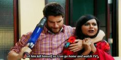 When he's not being the lovable Peter Prentice on The Mindy Project...