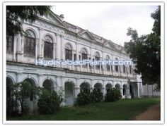 Nizam Museum or H.E.H Nizam's Museum is a museum located in Hyderabad at Purani Haveli, a palace of the erstwhile Nizams.