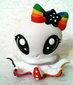 Rainbow Rave * OOAK Custom Littlest Pet Shop