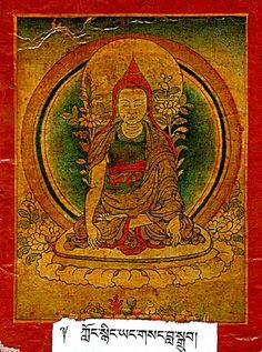 #Buddhism · Visionary Journey — by Longchenpa