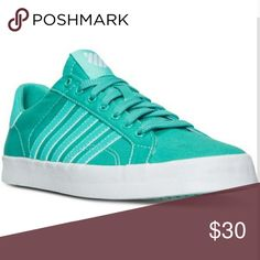 277a215d7249e9 K-Swiss Women s Belmont SO T Sherbert Casual Sneakers from Finish Line Shoes  - Finish Line Athletic Sneakers - Macy s