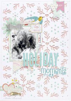 Holiday moments - Scrapbook.com