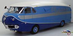 Pegaso Bacalao 1952 1/43 Industrial, Vintage Cars, Soda, Van, Classic Trucks, Cod, Pegasus, Scale Model, Beverage